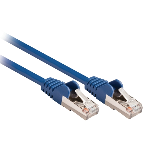PATCH KABEL CAT5E SF/UTP  1,5m VLCP85121L15 niebieski