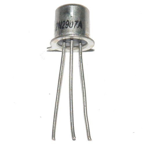 5 x 2N2907A 2N2907 PNP Transistor 60V 0.6A TO-18